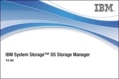 IBM DS5020存储磁盘划分和映射(采用RAID5建一个Array,一个热备盘)